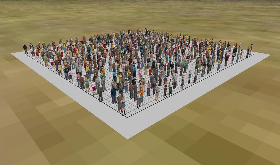Standing Crowd Density   Prof  Dr  G  Keith Still