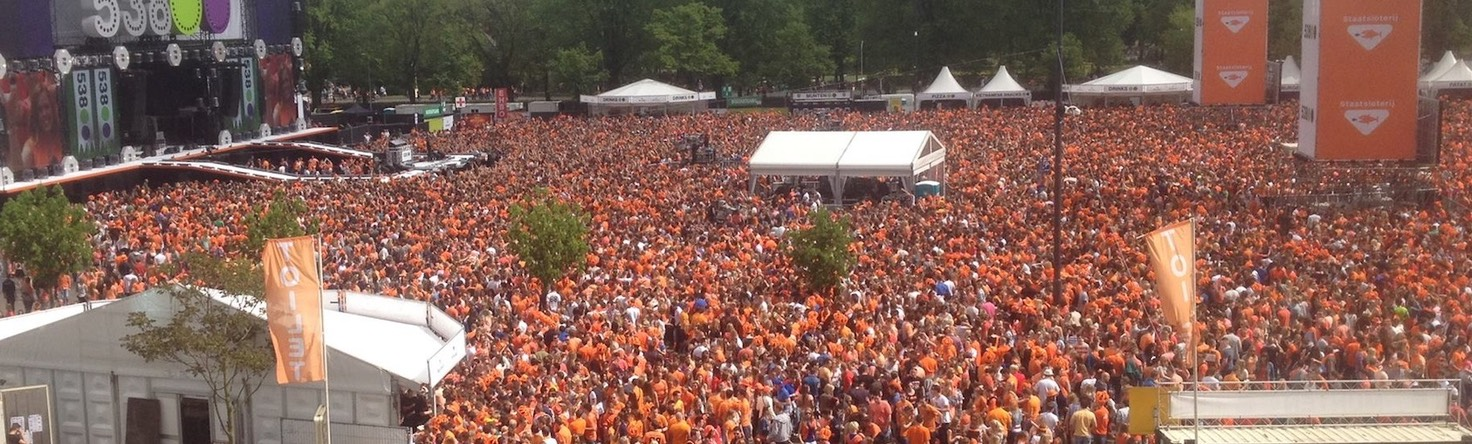 Dutch Crowd